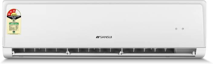 Sansui 1.0 Ton 3 Star Split Inverter AC - White