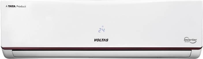 Voltas 1.2 Ton 5 Star Split Inverter AC - White