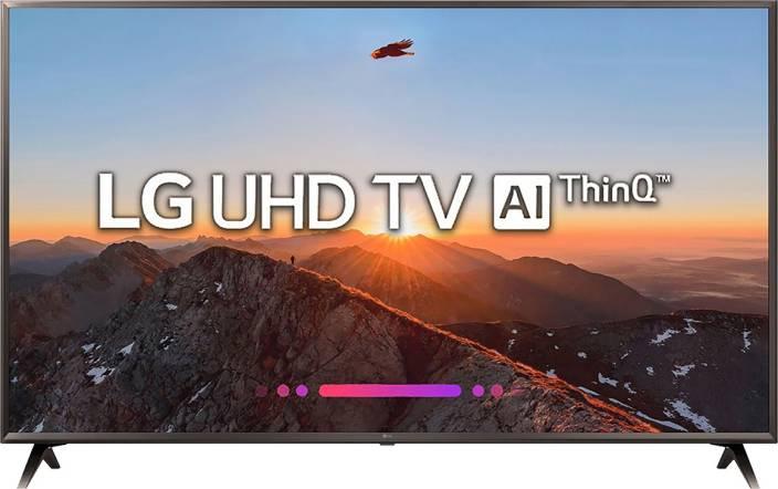 LG Smart 139cm (55 inch) Ultra HD (4K) LED Smart TV 2018 Edition