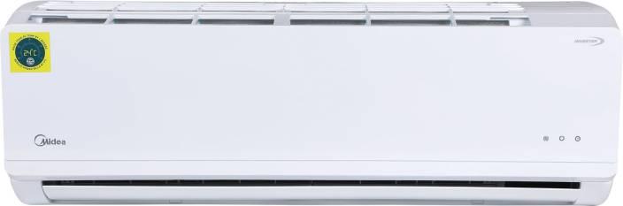 Midea 1 Ton 5 Star Split Inverter AC - White