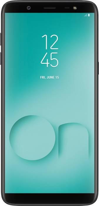 Samsung Galaxy On8 (Black, 64 GB)