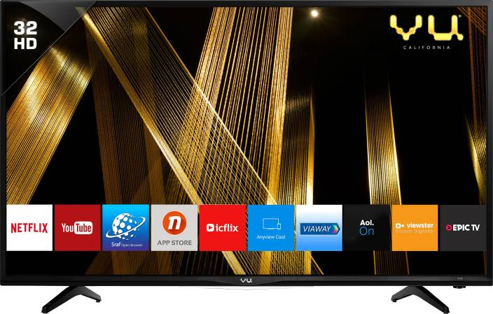 Vu Premium Smart 80cm (32 inch) HD Ready LED Smart TV