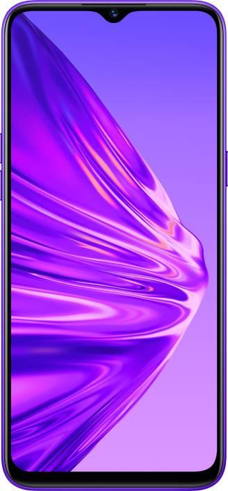 Realme 5 (Crystal Purple, 64 GB)(4 GB RAM)