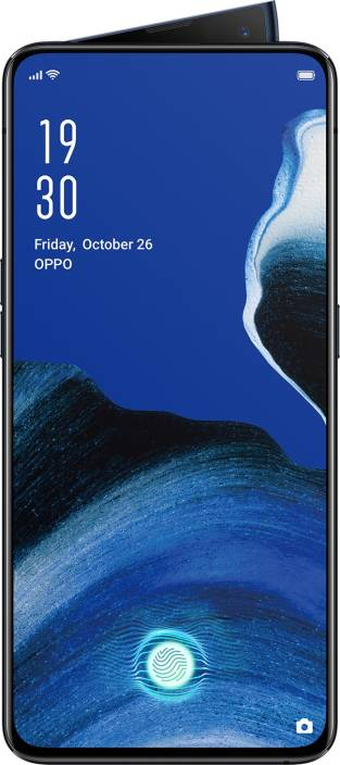 OPPO Reno2 (Luminous Black, 256 GB)(8 GB RAM)