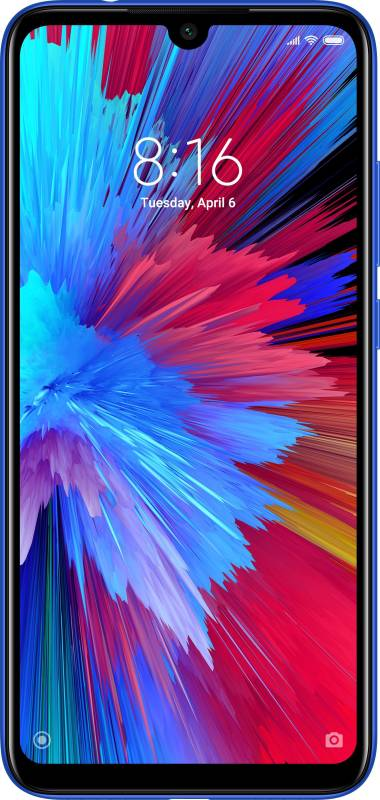 Redmi Note 7S (Sapphire Blue, 32 GB)