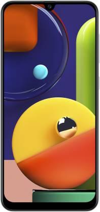 Samsung Galaxy A50s (Prism Crush White, 128 GB)