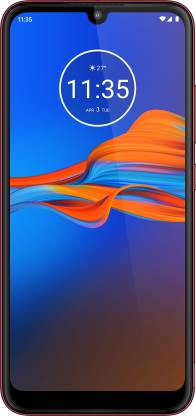 Moto E6s (Rich Cranberry, 64 GB)