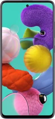 Samsung Galaxy A51 (Prism Crush Black, 128 GB)