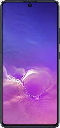 Samsung Galaxy S10 Lite (Prism Black, 128 GB)