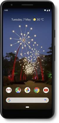 Google Pixel 3a (Just Black, 64 GB)