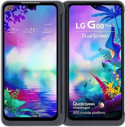 LG G8X (Black, 128 GB)