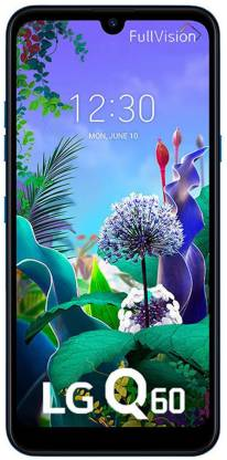 LG Q60 (New Moroccan Blue, 64 GB)
