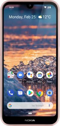 Nokia 4.2 (Pink Sand, 32 GB)