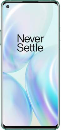 OnePlus 8 (Glacial Green, 128 GB)