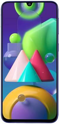 Samsung Galaxy M21 (Midnight Blue, 64 GB)