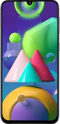 Samsung Galaxy M21 (Raven Black, 64 GB)