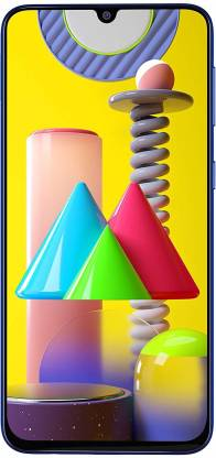 Samsung Galaxy M31 (Ocean Blue, 128 GB)