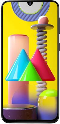 Samsung Galaxy M31 (Space Black, 128 GB)