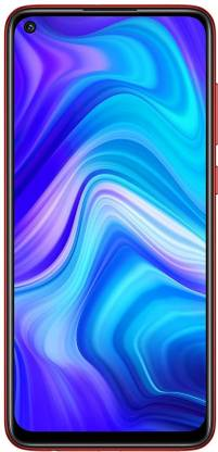 Redmi Note 9 (Scarlet Red, 64 GB)