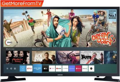 Samsung 80cm (32 inch) HD Ready LED Smart TV with Voice Search