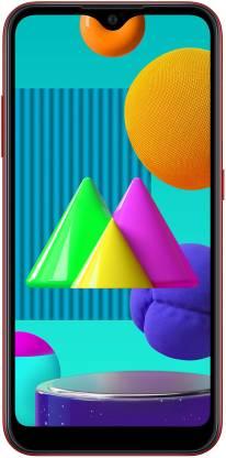 Samsung Galaxy M01 (Red, 32 GB)