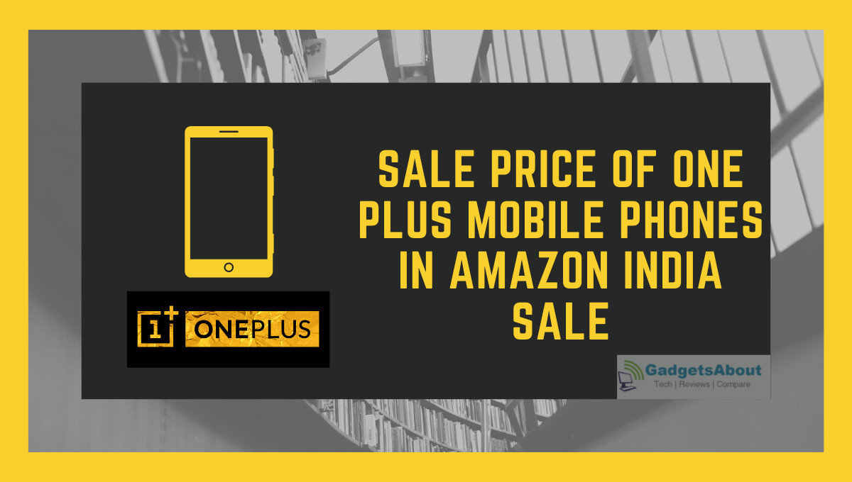 sale price on oneplus