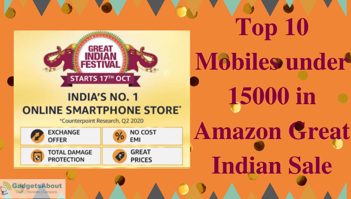 top mobiles under 15000