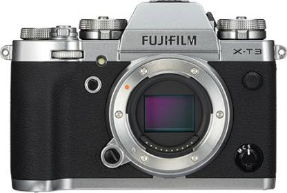 Fujifilm X-T3 Mirrorless Camera Body Only  (Silver)