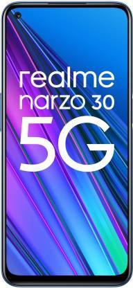 realme Narzo 30 5G (Racing Blue, 128 GB)