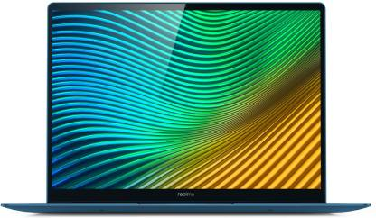 realme Book(slim) Core i5 11th Gen - (8 GB/512 GB SSD/Windows 10 Home) RMNB1002 Thin and Light Laptop(14 inch, Blue, 1.38 kg, With MS Office)