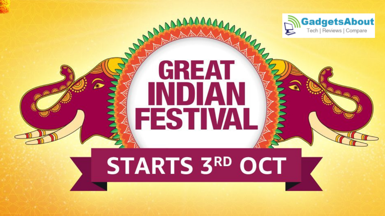 Amazon Great India festival 2021