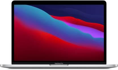APPLE MacBook Pro M1 - (8 GB/256 GB SSD/Mac OS Big Sur) MYDA2HN/A(13.3 inch, Silver, 1.4 kg)