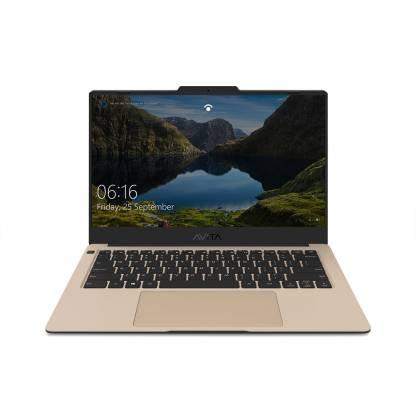 Avita Liber V14 Ryzen 5 Quad Core 3500U - (8 GB/512 GB SSD/Windows 10 Home) NS14A8INV561-UGA Thin and Light Laptop(14 inch, Unicorn Gold, 1.25 kg)