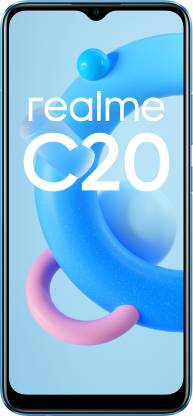 realme C20 (Cool Blue, 32 GB)(2 GB RAM)