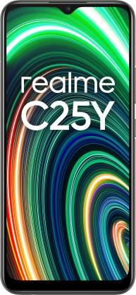 realme C25Y (Metal Grey, 128 GB)(4 GB RAM)