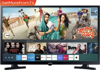 SAMSUNG 80 cm (32 inch) HD Ready LED Smart TV(UA32T4340AKXXL / UA32T4340BKXXL)