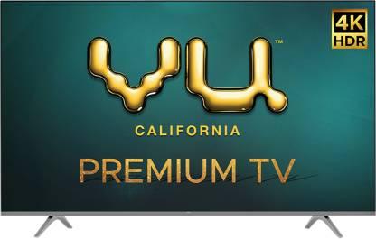 Vu Premium 139 cm (55 inch) Ultra HD (4K) LED Smart Android TV(55PM)
