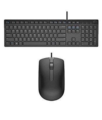 dell usb wired keyboard mouse combo kb216 ms116 reviews and best buy price in india gadgetsabout. Black Bedroom Furniture Sets. Home Design Ideas